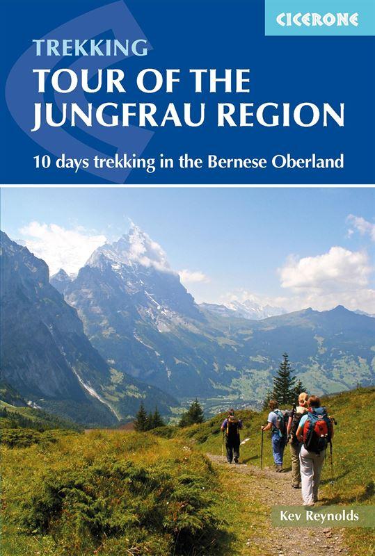 Tour of the Jungfrau Region