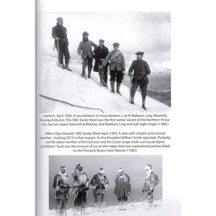 Mountaineering in Scotland - The Early Years photos