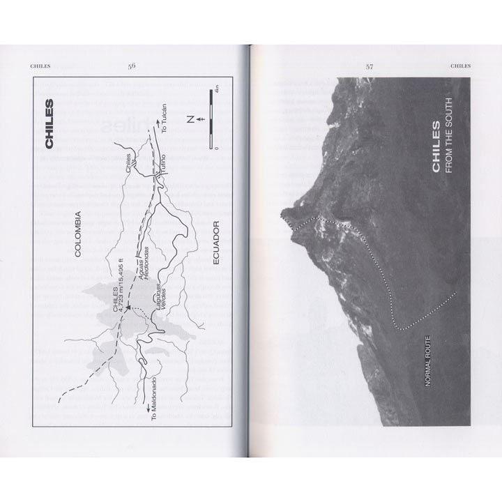 Ecuador - a Climbing Guide pages