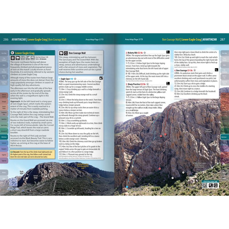 Climb Tafraout pages