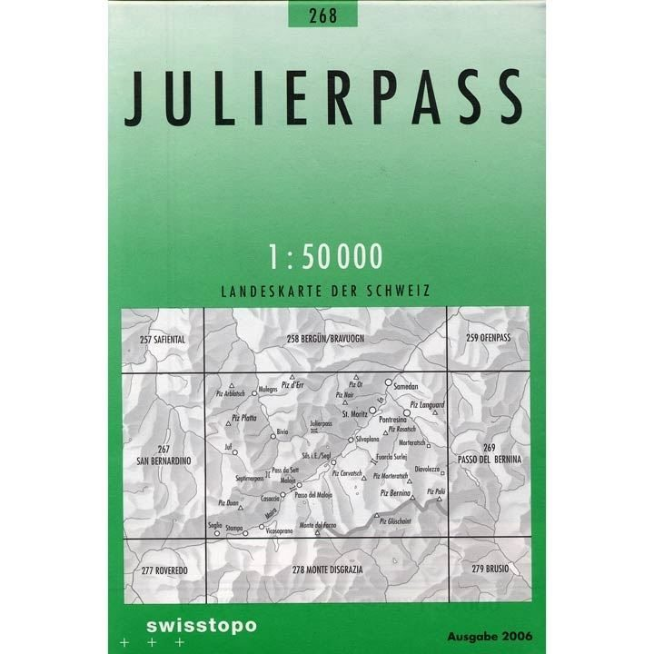 ST 268 - Julierpass