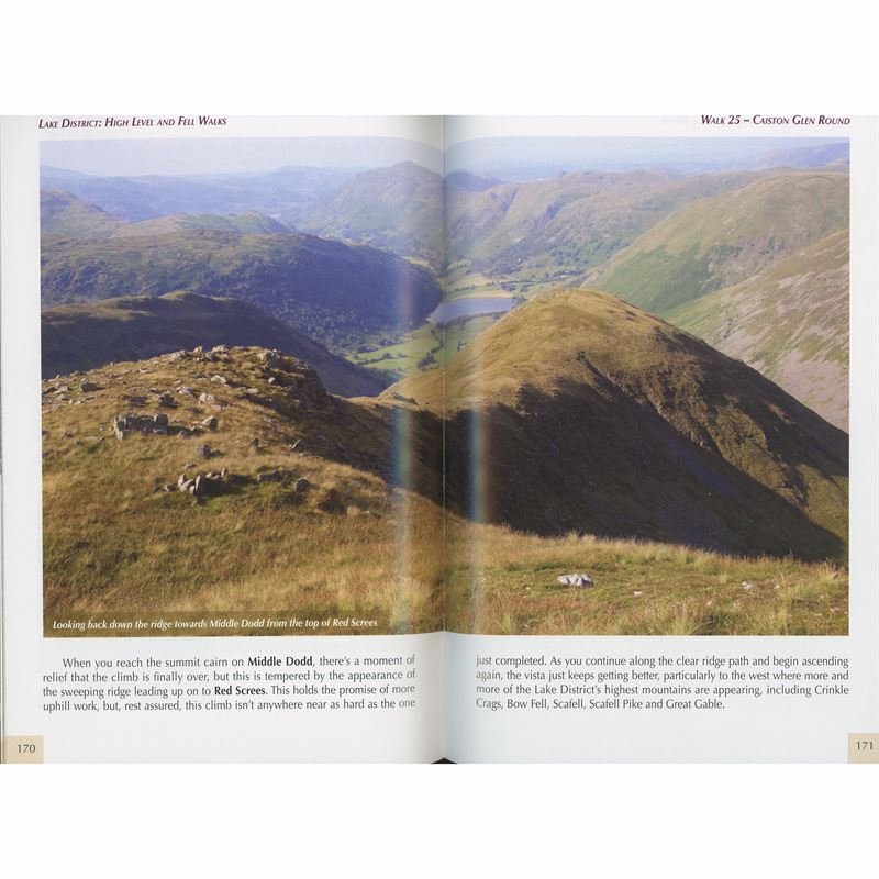 Lake District High Level and Fell Walks pages
