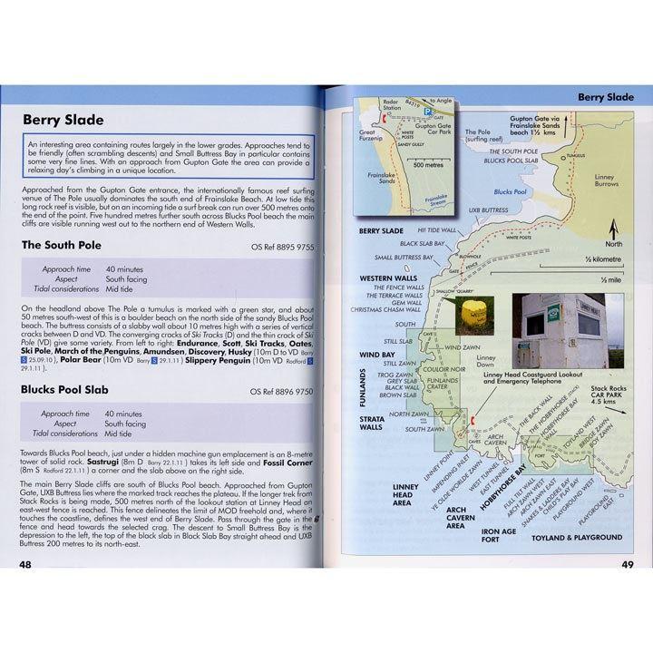 Pembroke Volume 2 Range West: Milford Haven to Perimeter Bays pages