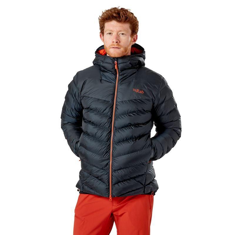 Rab Men's Nebula Pro Jacket Beluga