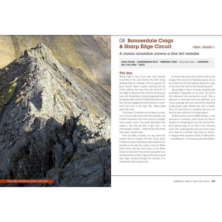 Lake District Climbs and Scrambles pages