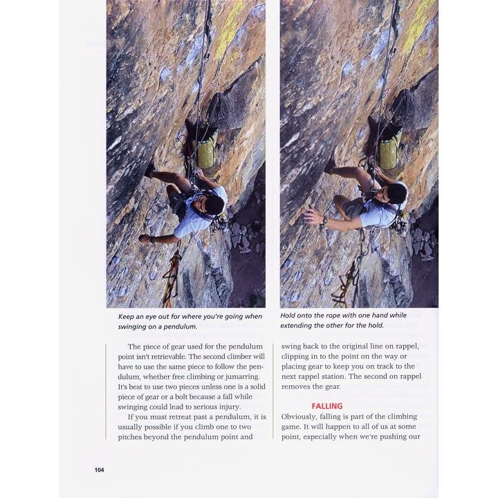 Big Wall Climbing: Elite Technique pages
