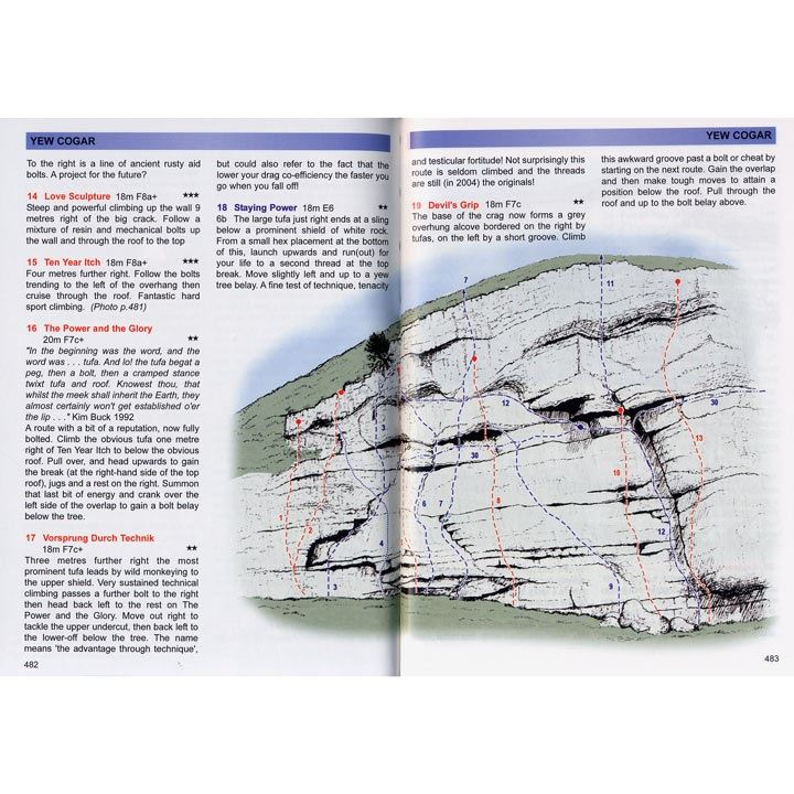 Yorkshire Limestone pages
