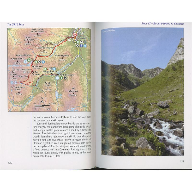 The GR10 Trail pages