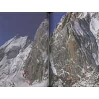 Mont Blanc - Italian Side pages