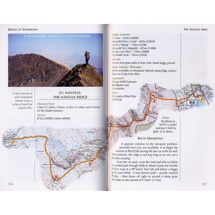 Ridges of Snowdonia pages