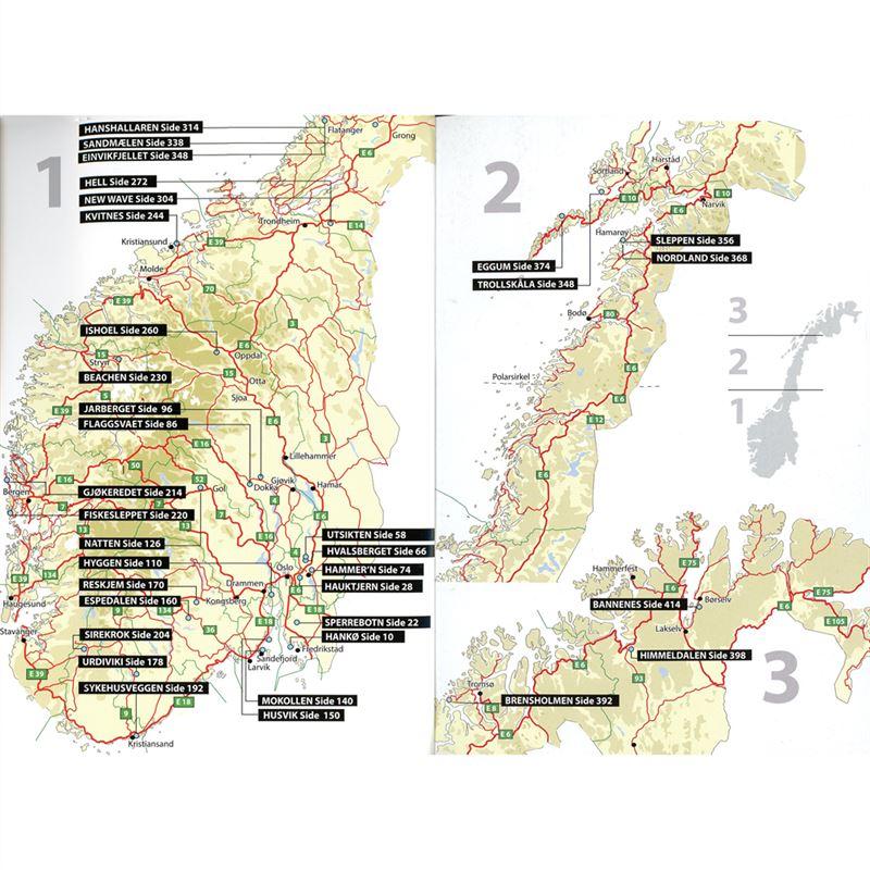 Climb Norway coverage