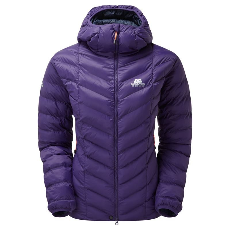 Mountain Equipment Women's Superflux Jacket Tyrian Purple