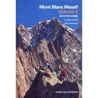 Mont Blanc Massif Volume 2