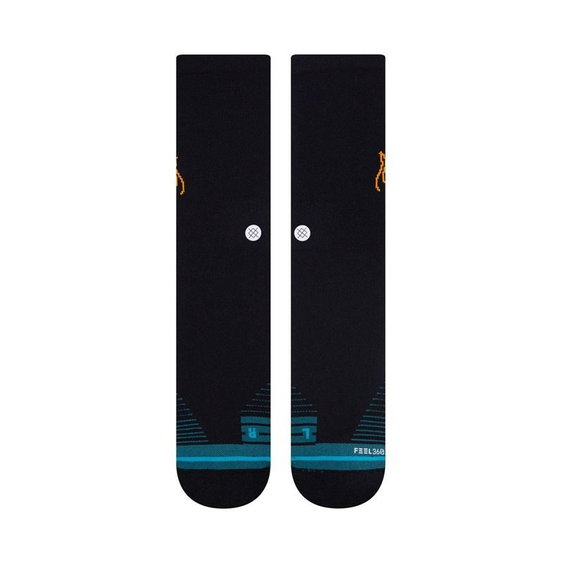 Stance Flame On Crew Blue