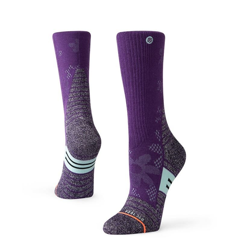 Stance Women's Floweret Trek Purple