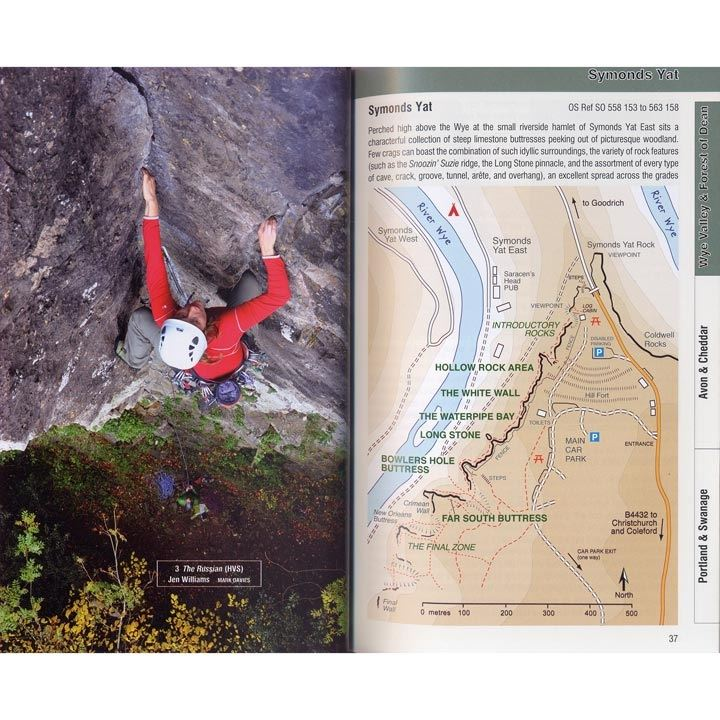 South West Climbs Volume 1 pages