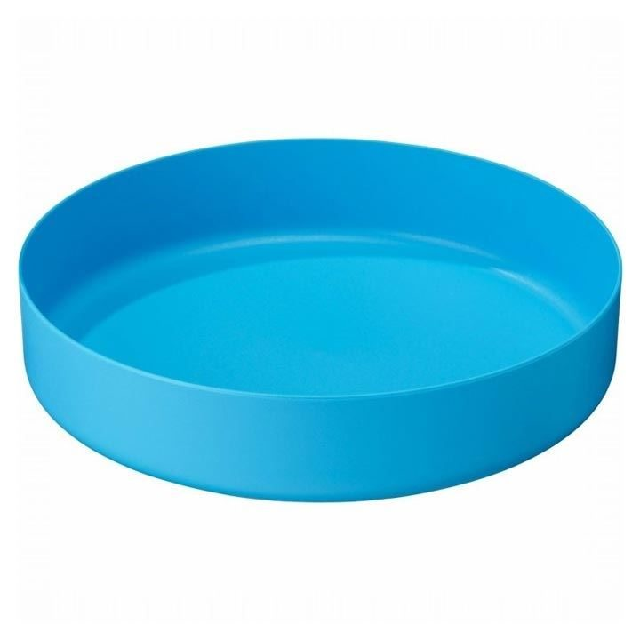 MSR Deep Dish Plate Medium Blue