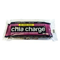 Chia Charge Flapjack Cranberry