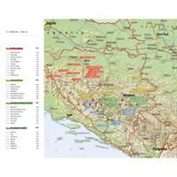Rock Climbing Guide for Bosnia and Herzegovina coverage