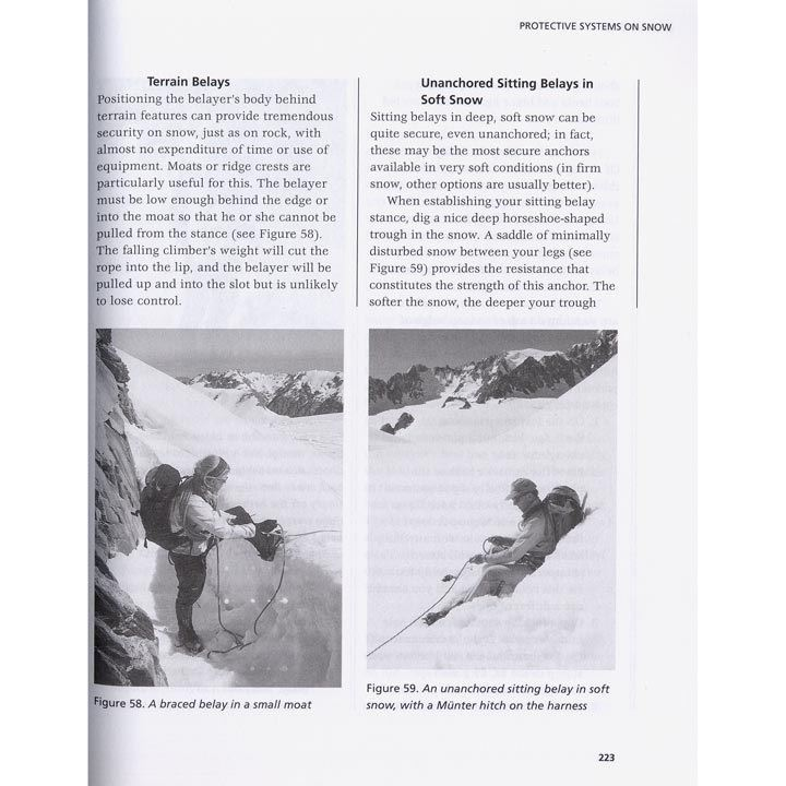 Alpine Climbing: Techniques to Take You Higher pages