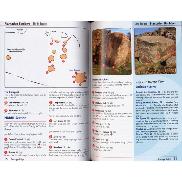 Stanage pages
