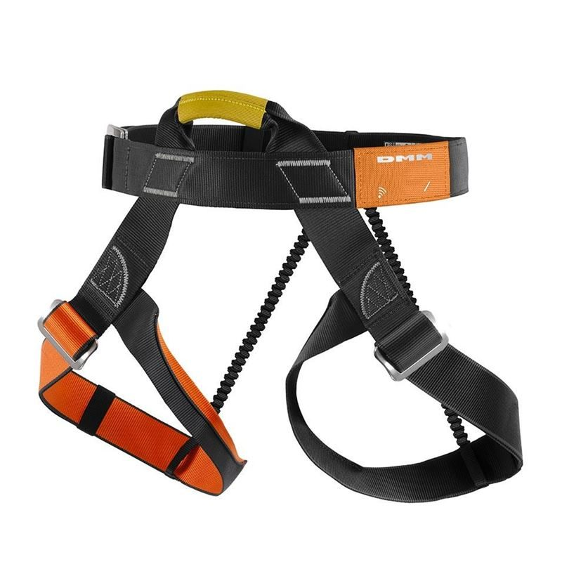 DMM Centre Alpine Harness iD Threadback Size 2