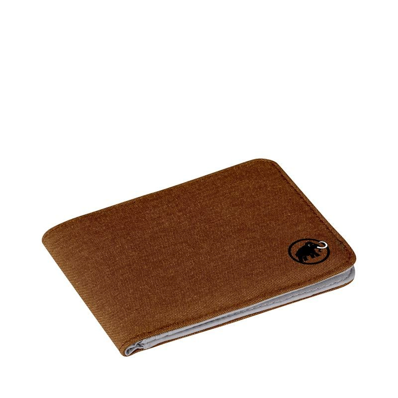 Mammut Flap Wallet Melange Timber