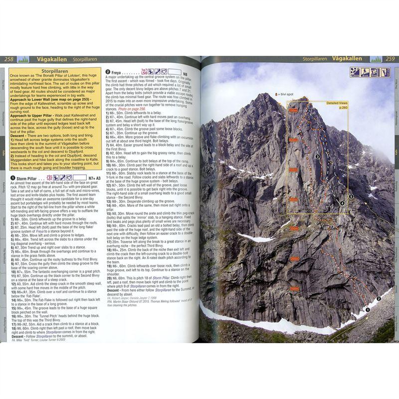 Lofoten Climbs pages