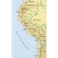 Climbing Map - Cotopaxi coverage