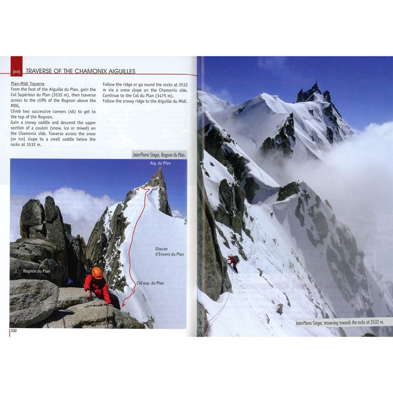 Mont Blanc Granite Volume 2 pages
