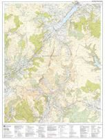 OS OL/Explorer 23 Paper - Cadair Idris & Llyn Tegid east sheet