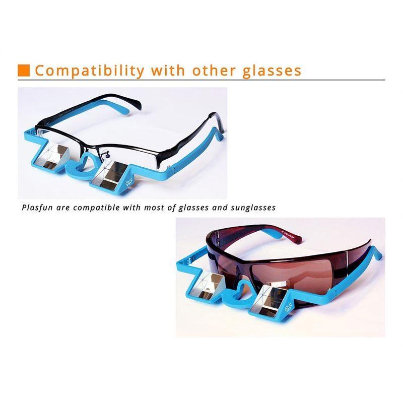 Y & Y Plasfun Belay Glasses