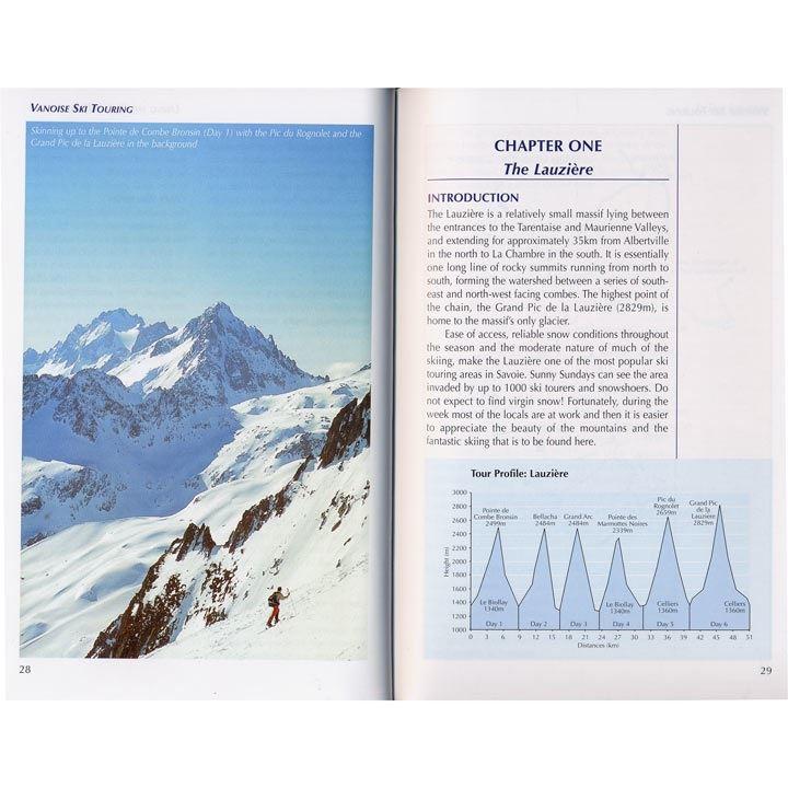 Vanoise Ski Touring pages