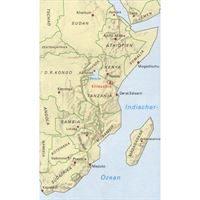 Climbing Map - Kilimanjaro coverage