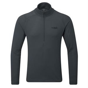 Rab Men's Power Grid Pull-On Steel