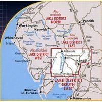 Harvey Ultramap XT40 - Lake District South-East coverage