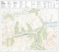 OS OL/Explorer 46 Paper - The Trossachs north sheet