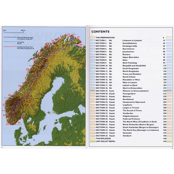 Norway - The Outdoor Paradise coverage