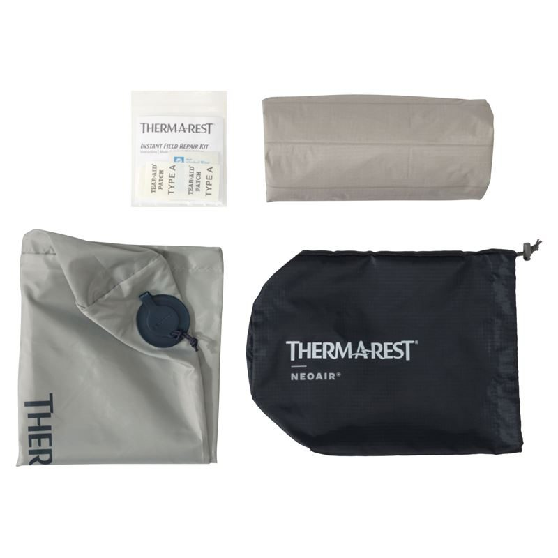 Thermarest NeoAir XTherm Max Vapour Grey Regular contents