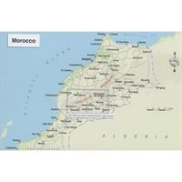 Moroccan Atlas location