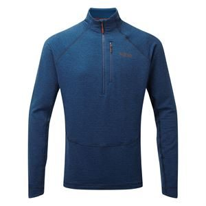 Rab Men's Filament Pull-On Deep Ink/Polar Blue