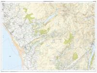 OS OL6 The English Lakes South-Western Area north sheet