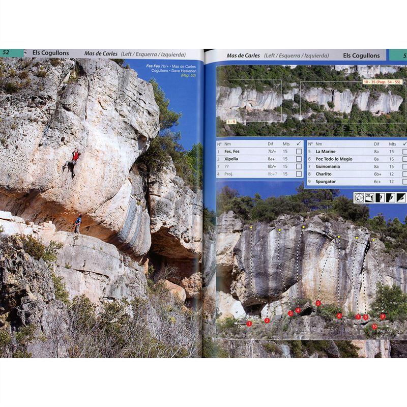 Tarragona Climbs pages