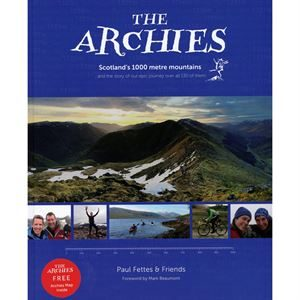 The Archies - Scotland's 1000m Mountains