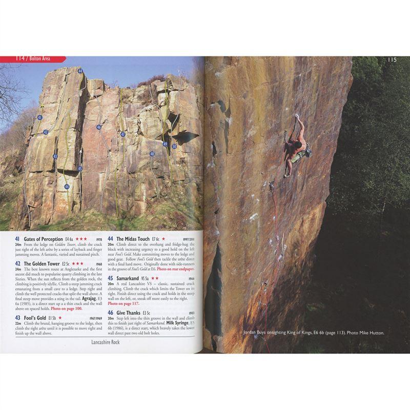 Lancashire Rock pages