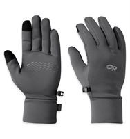 Outdoor Research Women's PL 100 Sensor Gloves Charcoal/Heather
