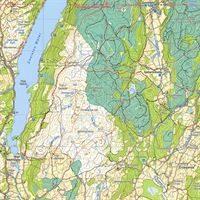 Harvey Ultramap XT40 - Lake District South-East sample
