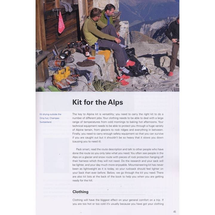 Alpine Mountaineering pages