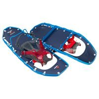 MSR Men's Lightning Ascent Snowshoes Cobalt Blue 22""
