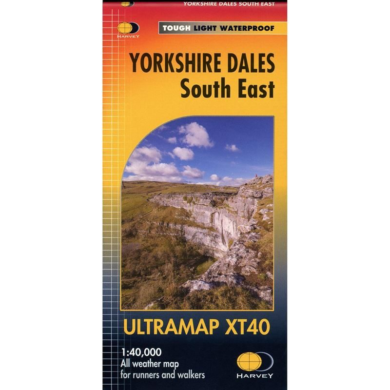 Harvey Ultramap XT40 - Yorkshire Dales South East